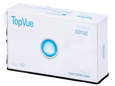 TopVue Daily (90 lentile) - Lentile de contact de unică folosință