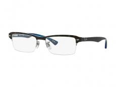 Ochelari de vedere Rectangular - Ray-Ban RX7014 - 5068