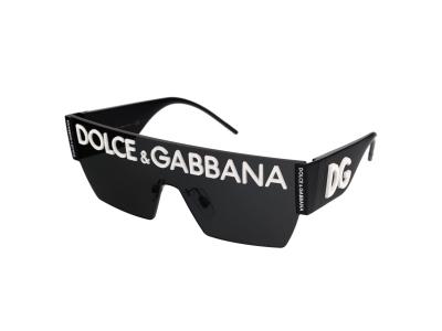 Ochelari de soare Dolce & Gabbana DG2233 01/87