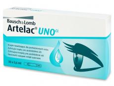 Lacrimi artificiale - Picături oftalmice  Artelac UNO 30 x 0,6 ml
