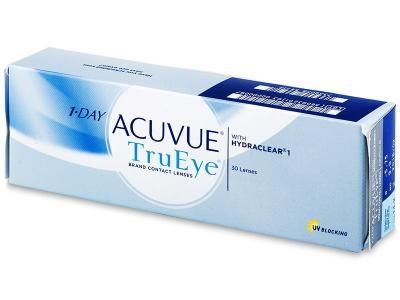 Lentile de contact de unică folosință - 1 Day Acuvue TruEye (30lentile)
