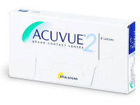 Acuvue 2 (6lentile) - Lentile de contact bi-săptămânale
