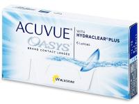 Acuvue Oasys (6lentile) - Lentile de contact bi-săptămânale