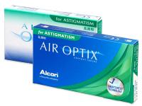 Air Optix for Astigmatism (3lentile) - Lentile de contact torice