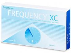 Lentile de contact CooperVision - FREQUENCY XC (6lentile)