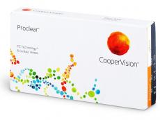Lentile de contact CooperVision - Proclear Sphere (6lentile)