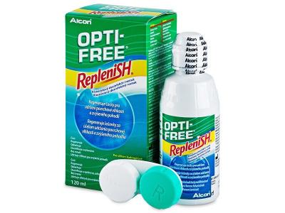 Soluție Opti-Free RepleniSH 120ml