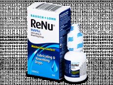 Picături oftalmice ReNu MultiPlus Drops 8 ml  - Picături de ochi
