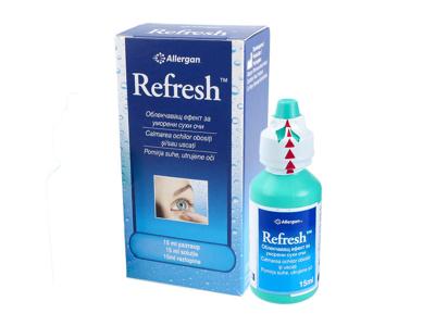 Picături oftalmice Refresh 15ml