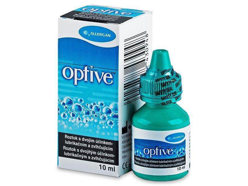 Picături de ochi - Picături oftalmice OPTIVE 10ml
