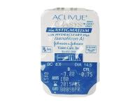 Acuvue Oasys for Astigmatism (6lentile) - Vizualizare ambalaj
