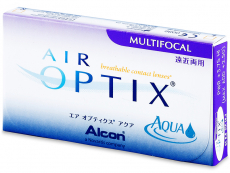 Air Optix Aqua Multifocal (3lentile)