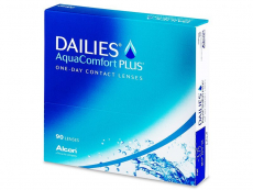 Lentile de contact Alcon - Dailies AquaComfort Plus (90 lentile)