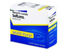 Lentile și accesorii Bausch and Lomb - SofLens Multi-Focal (6lentile)