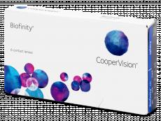 Lentile de contact CooperVision - Biofinity (6lentile)