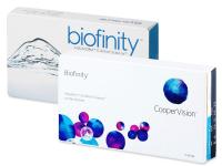 Biofinity (6lentile) - Design-ul vechi