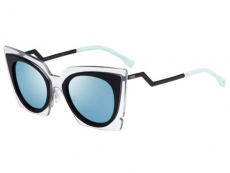 Ochelari de soare Fendi - Fendi FF 0117/S IBZ/3J