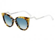 Ochelari de soare Cat-eye - Fendi FF 0118/S XU4/56