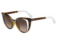 Ochelari de soare Extravagant - Fendi FF 0136/S NY2/J6