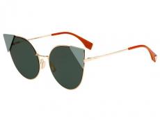 Ochelari de soare Cat-eye - Fendi FF 0190/S DDB/O7