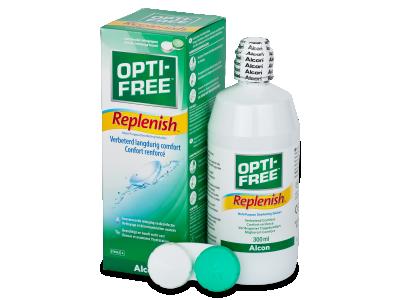 Soluție Opti-Free RepleniSH 300ml