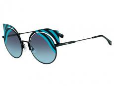 Ochelari de soare Rotunzi - Fendi FF 0215/S 0LB/JF