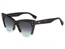 Ochelari de soare Cat-eye - Fendi FF 0238/S PHW/IB