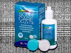 Soluție SoloCare Aqua 90 ml  - Soluție de curățare