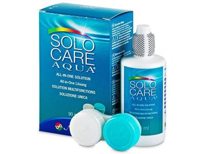 Soluție SoloCare Aqua 90 ml  - Design-ul vechi