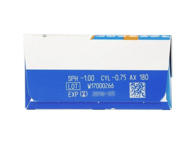 SofLens Daily Disposable Toric (30lentile) - Parametrii lentilei