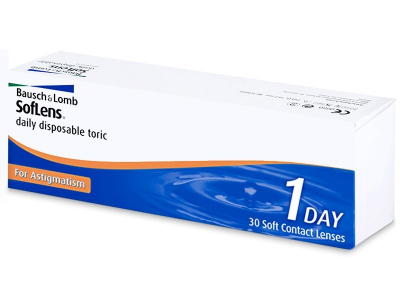 SofLens Daily Disposable Toric (30 lentile)