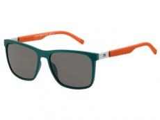 Ochelari de soare Tommy Hilfiger - Tommy Hilfiger TH 1445/S LGP/8H