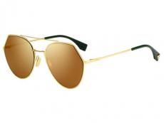 Ochelari de soare Rotunzi - Fendi FF 0194/S 001/83