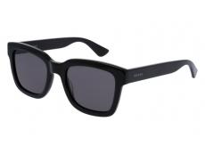 Ochelari de soare Gucci - Gucci GG0001S-001