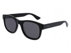 Ochelari de soare Gucci - Gucci GG0003S-001