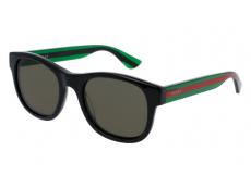 Ochelari de soare Gucci - Gucci GG0003S-002