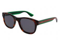 Ochelari de soare Gucci - Gucci GG0003S-003