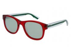 Ochelari de soare Gucci - Gucci GG0003S-004