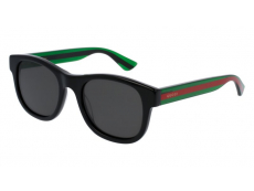 Ochelari de soare Gucci - Gucci GG0003S-006