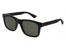Ochelari de soare Gucci - Gucci GG0008S-001