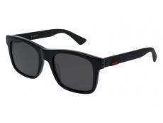 Ochelari de soare Gucci - Gucci GG0008S-002