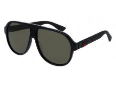 Ochelari de soare Gucci - Gucci GG0009S-001