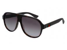 Ochelari de soare Gucci - Gucci GG0009S-003