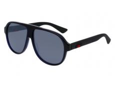 Ochelari de soare Gucci - Gucci GG0009S-004
