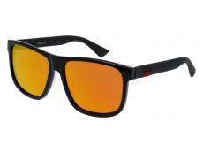 Ochelari de soare Gucci - Gucci GG0010S-002