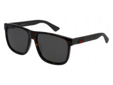 Ochelari de soare Gucci - Gucci GG0010S-003