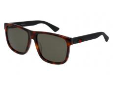 Ochelari de soare Gucci - Gucci GG0010S-006