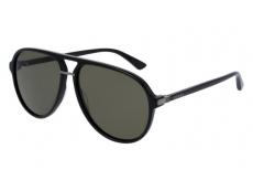 Ochelari de soare Gucci - Gucci GG0015S-001