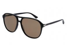 Ochelari de soare Gucci - Gucci GG0016S-001