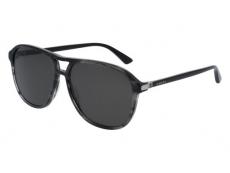Ochelari de soare Gucci - Gucci GG0016S-002